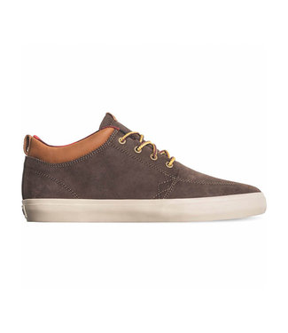GLOBE GS CHUKKA - DARK BROWN/PLAID