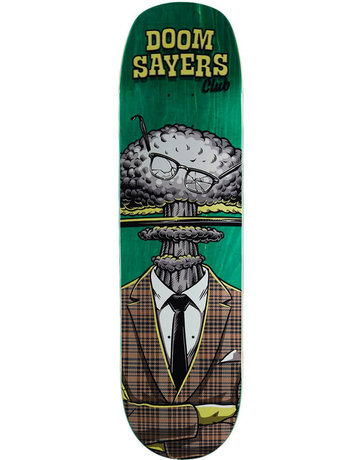 DOOM SAYERS EXPLODER HEAD DECK ASSORTED - 8.4 SHOVEL