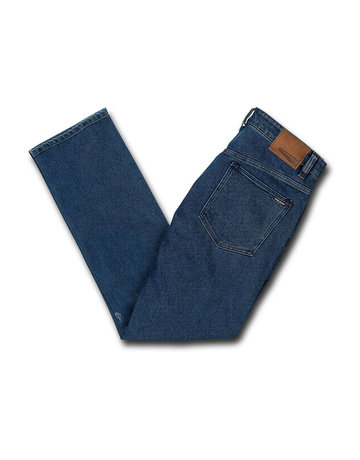 VOLCOM SOLVER DENIM - STANDARD ISSUE BLUE