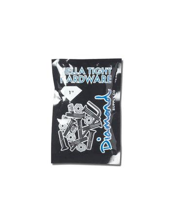 "DIAMOND DIAMOND HELLA TIGHT HARDWARE 1"" - BLUE"
