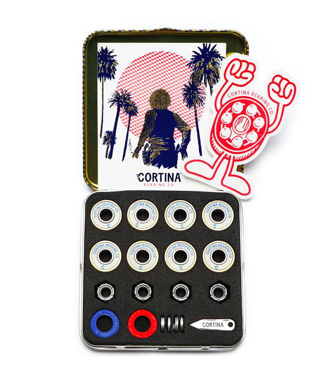 CORTINA KEVIN BRADLEY SIGNATURE SERIES BEARINGS