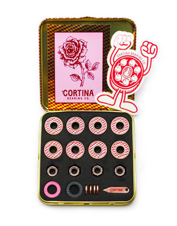 CORTINA NA-KEL SMITH SIGNATURE SERIES BEARINGS
