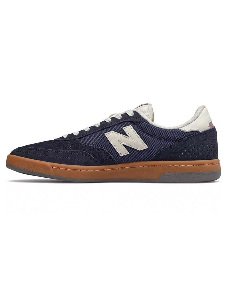 NEW BALANCE NUMERIC 440 - NAVY/GUM