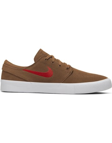 NIKE SB JANOSKI RM - LT BRITISH TAN/MYSTIC RED-WHITE