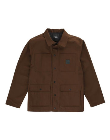 VANS Drill Chore Coat Lined - Demitasse (Ave/Ripstop)