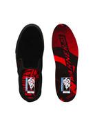 VANS MN Slip-On Pro - (Baker) black/black/red