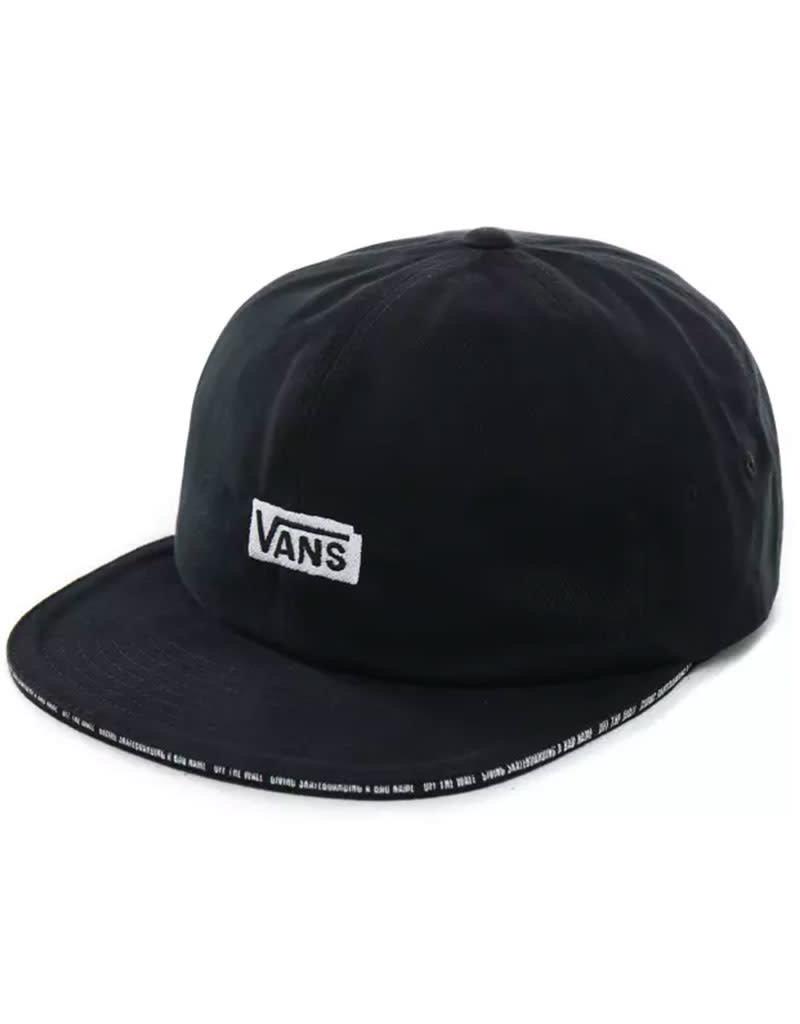 VANS VANS X BAKER JOCKEY - BLACK