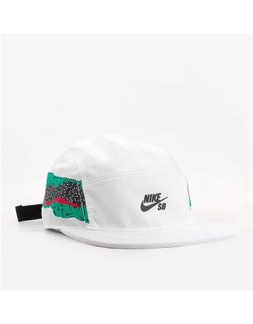 NIKE SB AW84 CAP QS - WHITE