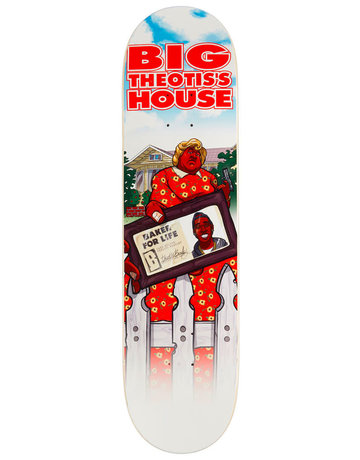 THEOTIS BEASLEY BIG THEOTIS'S HOUSE DECK - 8.0
