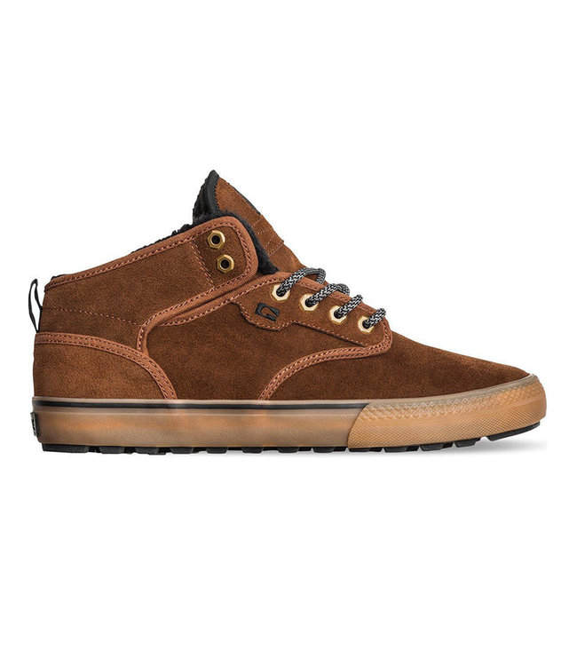 GLOBE MOTLEY MID - PARTRIDGE BROWN/GUM/FUR