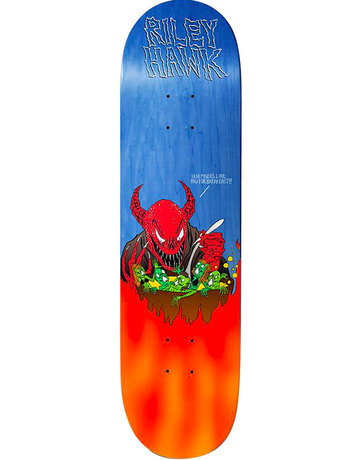 RILEY HAWK SORCERY SURVIVAL DECK - 8.0