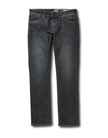 VOLCOM VORTA DENIM - BULLET GREY WASH
