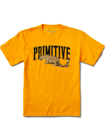 PRIMITIVE STRIKE TEAM YOUTH TEE - GOLD