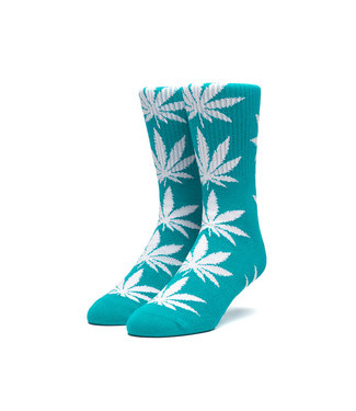 HUF PLANTLIFE SOCKS - QUETZAL GREEN
