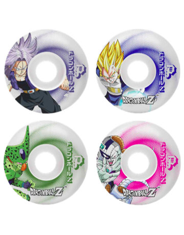 PRIMITIVE DBZ HEROES AND VILLAINS WHEEL - 52mm