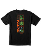 PRIMITIVE CELL FORMS SS TEE - BLACK