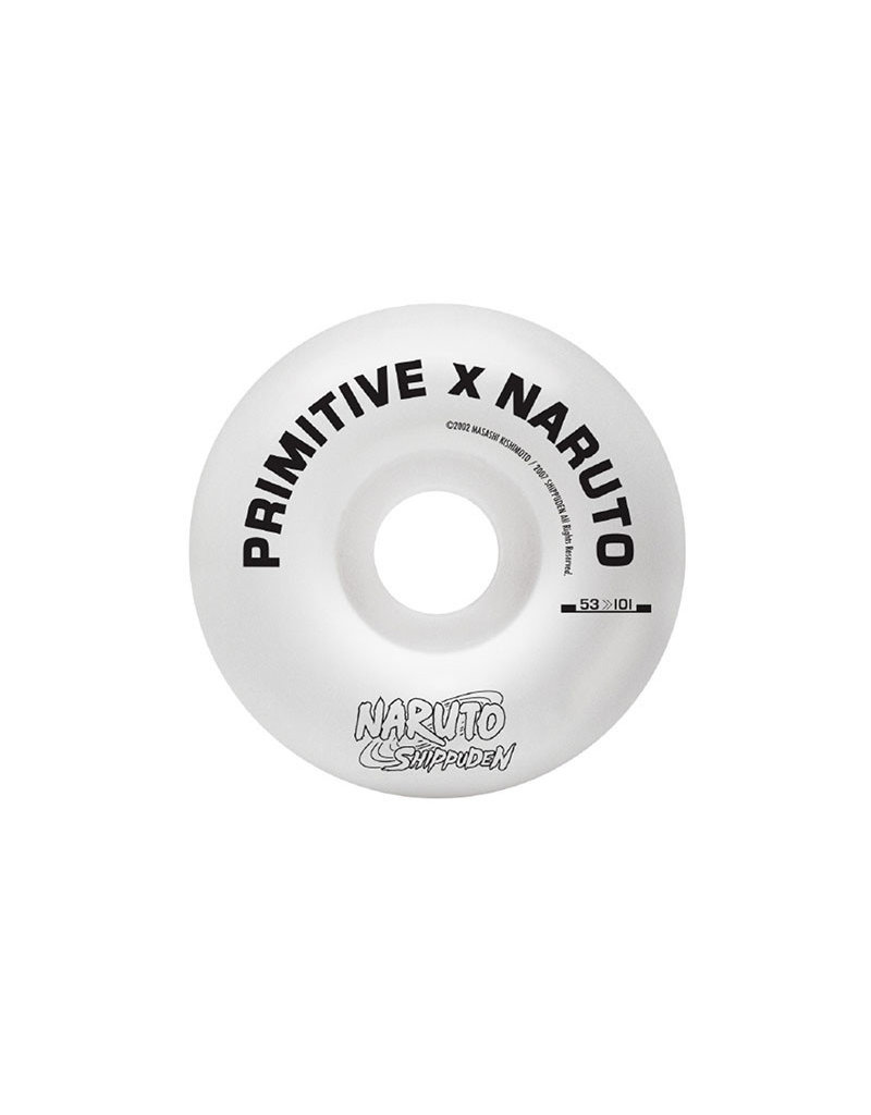 PRIMITIVE NARUTO TEAM WHEEL - 53MM