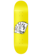 DECK OF CARDS DECK YELLLOW - 8.5