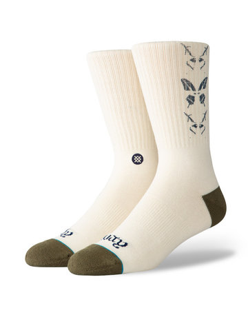 STANCE BUTTERSLY - OFFWHITE