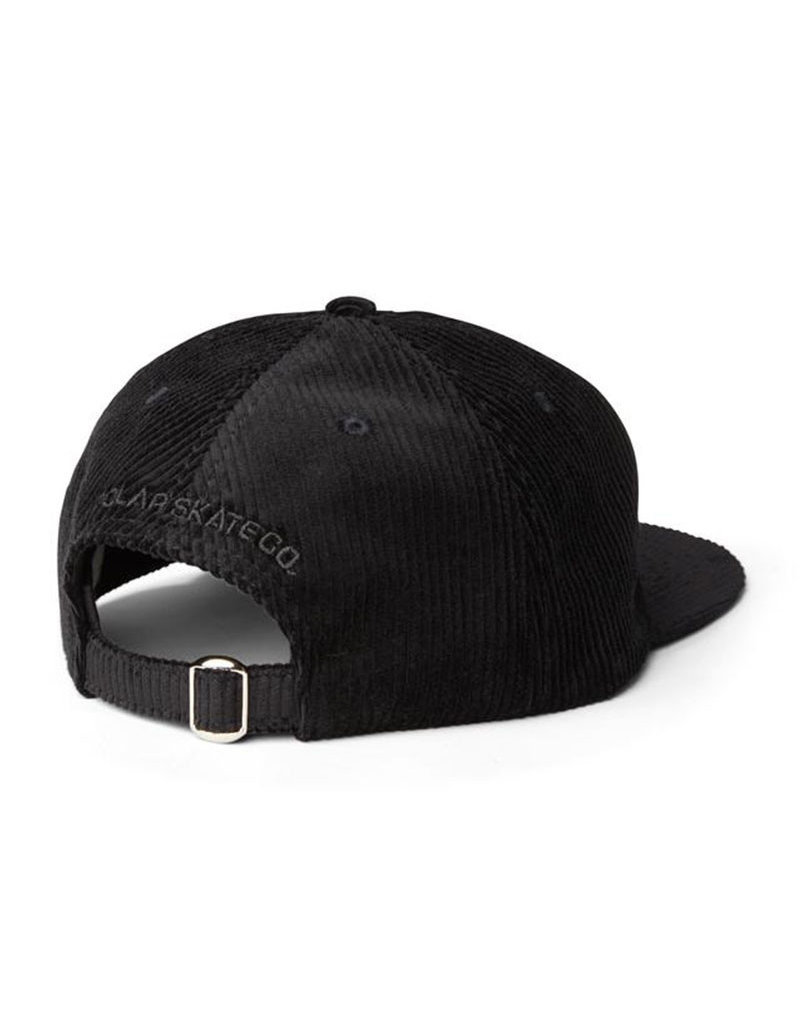 POLAR CORD CAP - BLACK