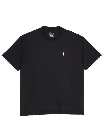 POLAR NO COMPLY TEE - BLACK