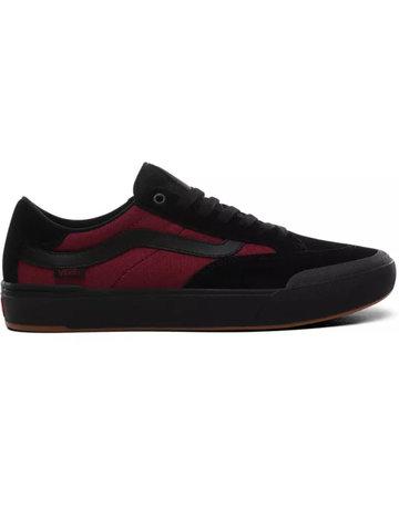 VANS Berle Pro - (Punk) black/beet red