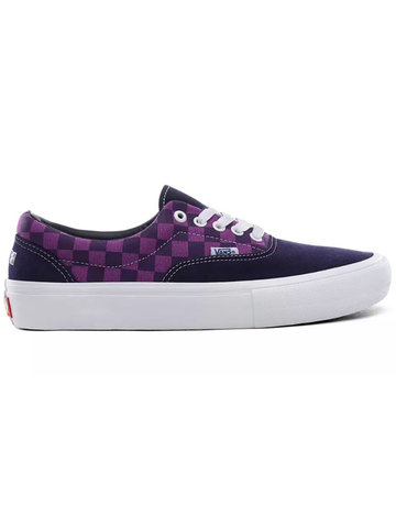 VANS Era Pro - (Baker) Kader/purple check