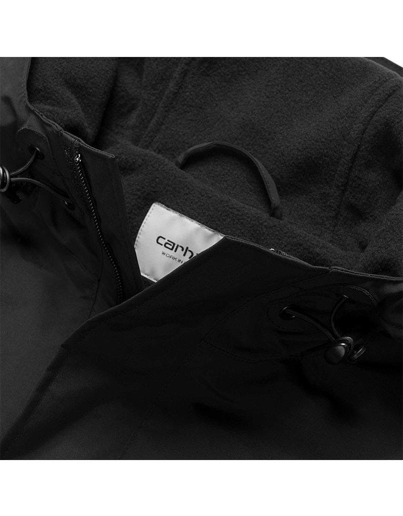 CARHARTT NIMBUS PULLOVER - BLACK (WINTER)