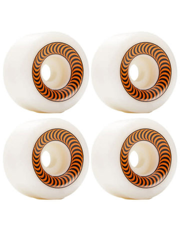 SPITFIRE O.G. CLASSICS WHITE/ORANGE - 53MM 99A