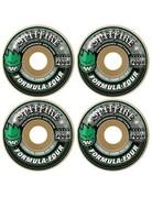 SPITFIRE FORMULA FOUR CONICAL GREEN PRINT - 53MM 101A