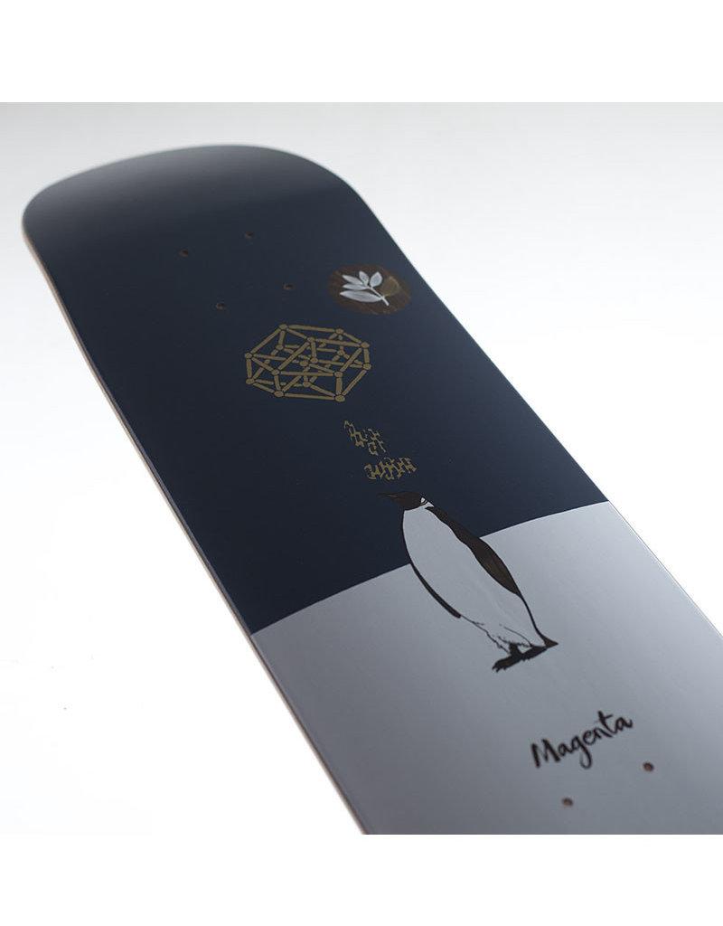 MAGENTA MEDITATION BOARD - 8.25