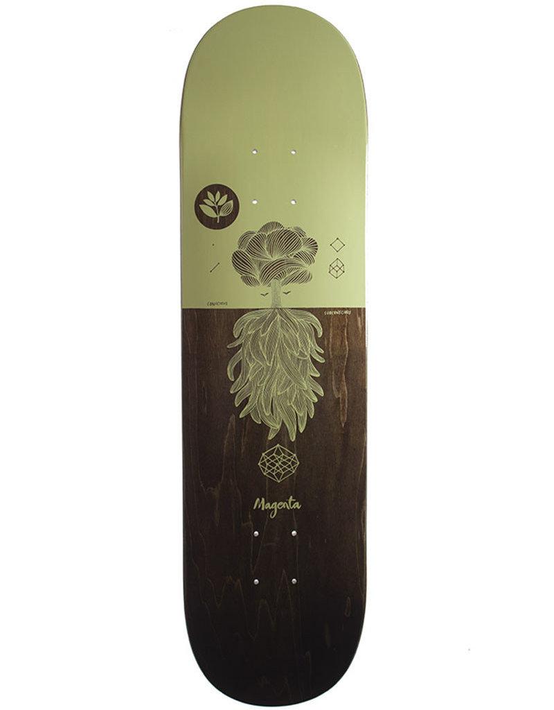MAGENTA TREE BOARD - 8.125