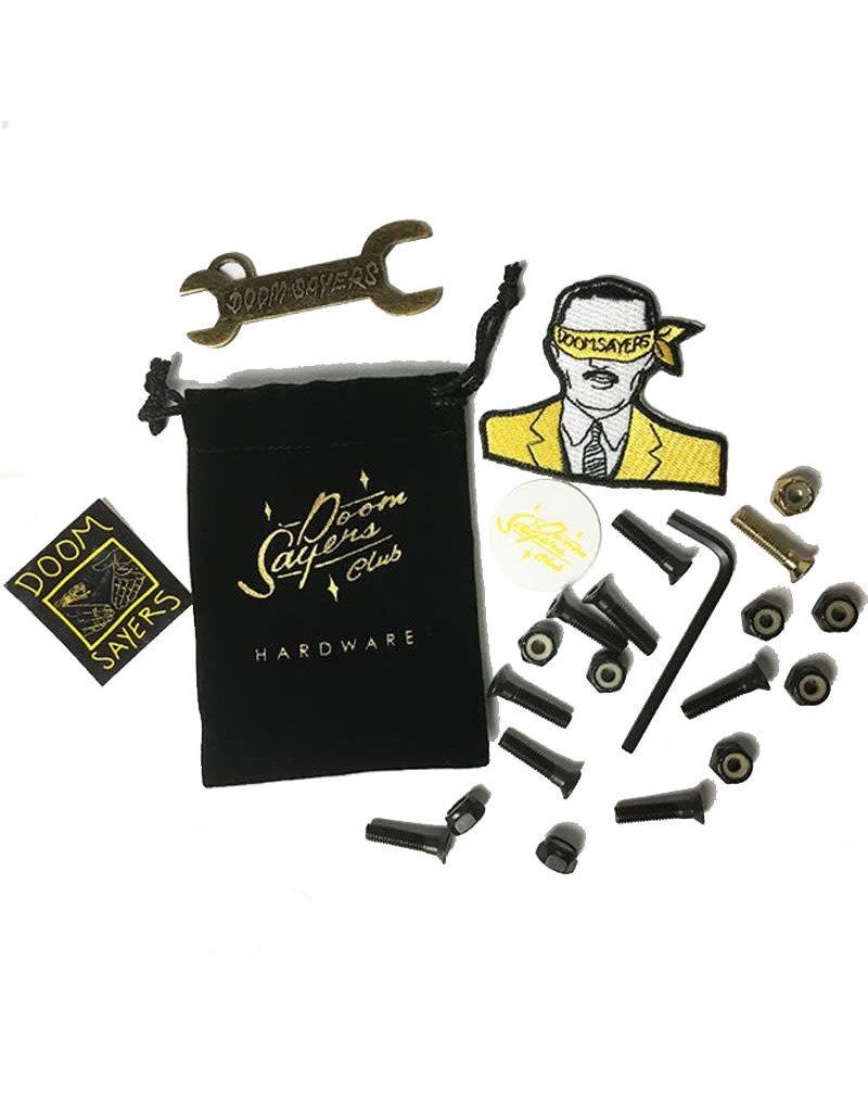 DOOM SAYERS DOOM SAYERS HARDWARE - BLACK/GOLD