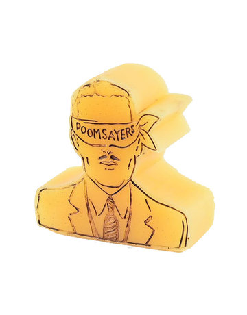 DOOM SAYERS DOOMSAYERS CLUB WAX - YELLOW