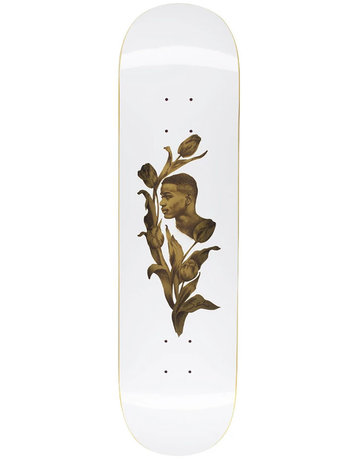 FUCKING AWESOME FLOWERS DECK WHITE - 8.18