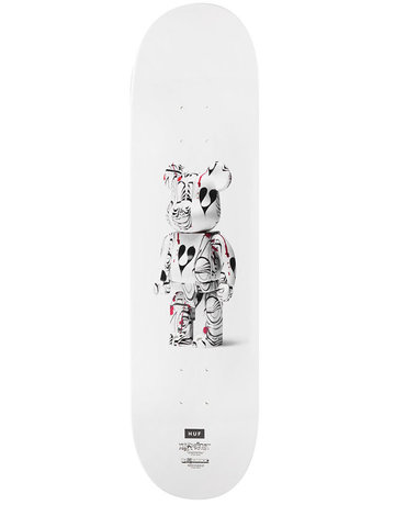 HUF PHIL FROST X BEARBRICK DECK - WHITE