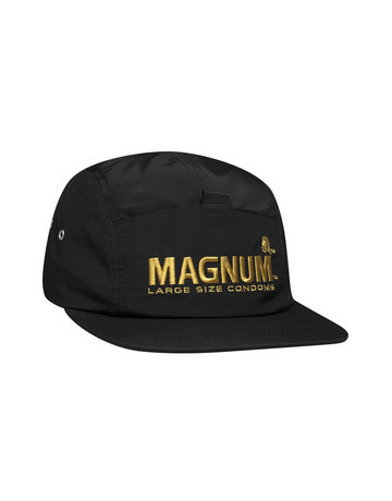 HUF MAGNUM STASH POCKET VOLLEY - BLACK