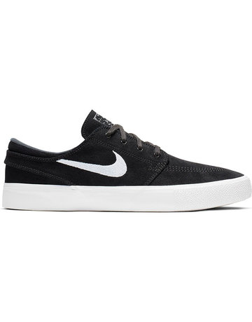NIKE SB JANOSKI RM - BLACK/WHITE-THUNDER GREY-GUM LIGHT BROWN