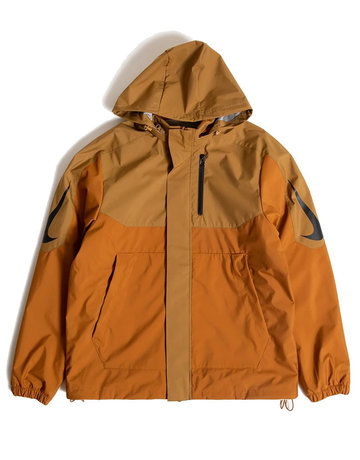 NIKE SB M NK SB JACKET ISO - MUTED BRONZE/BURNT SIENNA/BLACK