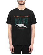 WASTED PARIS PROMISE T-SHIRT - BLACK