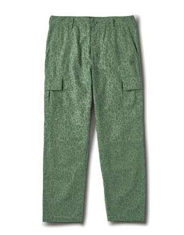 PRIMITIVE GARFIELD CARGO PANT - OLIVE