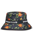 PRIMITIVE HORTICULTURE BUCKET HAT - BLACK