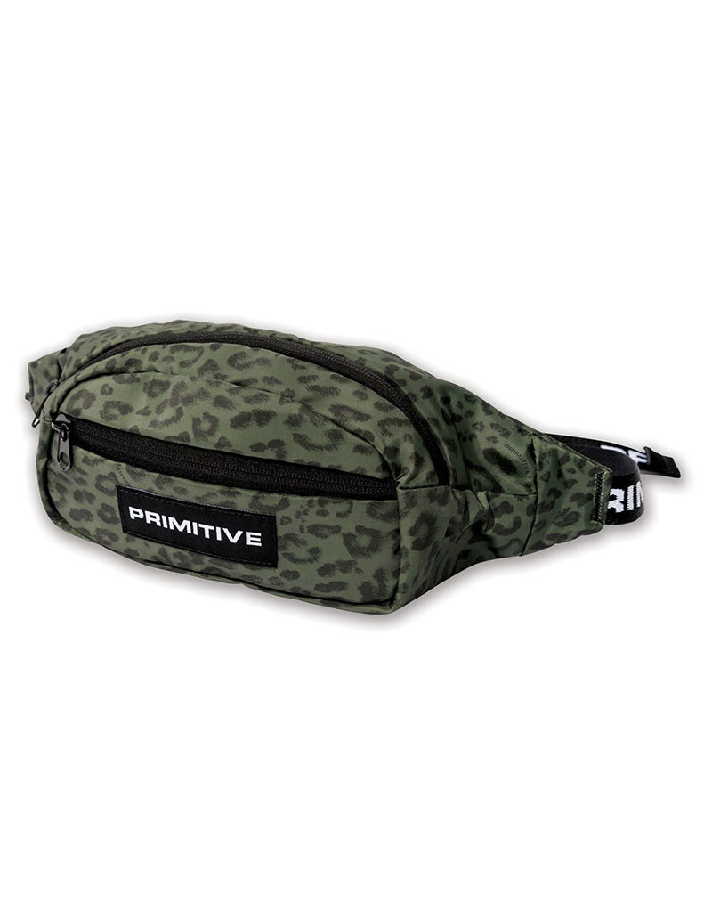 PRIMITIVE PROWLER HIP PACK - OLIVE