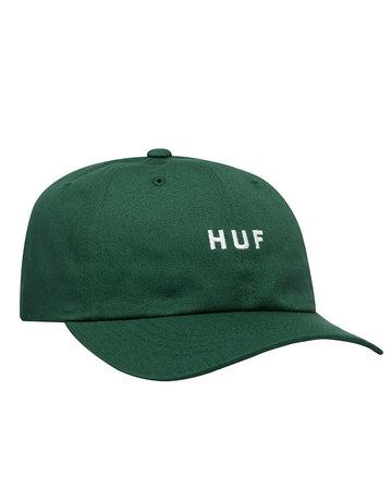 HUF ESSENTIALS OG LOGO CV HAT - SYCAMORE