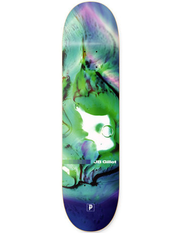 PRIMITIVE GILLET OIL DROP DECK GREEN - 8.125