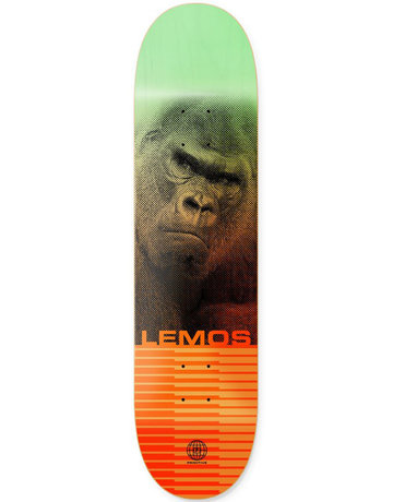 PRIMITIVE LEMOS SILVERBACK DECK MULTI - 8.25