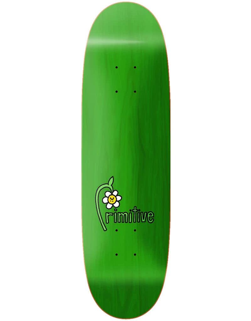 PRIMITIVE VILLANI WILTED DECK GREEN - 9.125