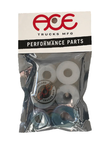 ACE TRUCKS ACE BUSHINGS - CLASSIC WHITE