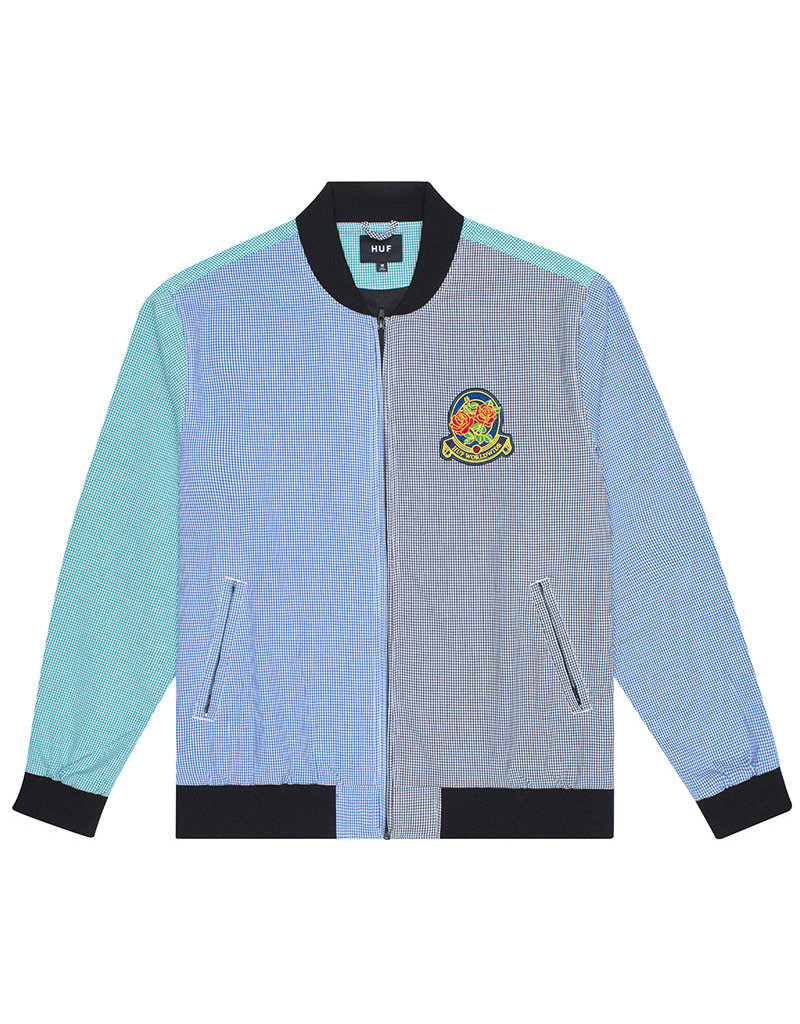 HUF NEWPORT JACKET - MULTI