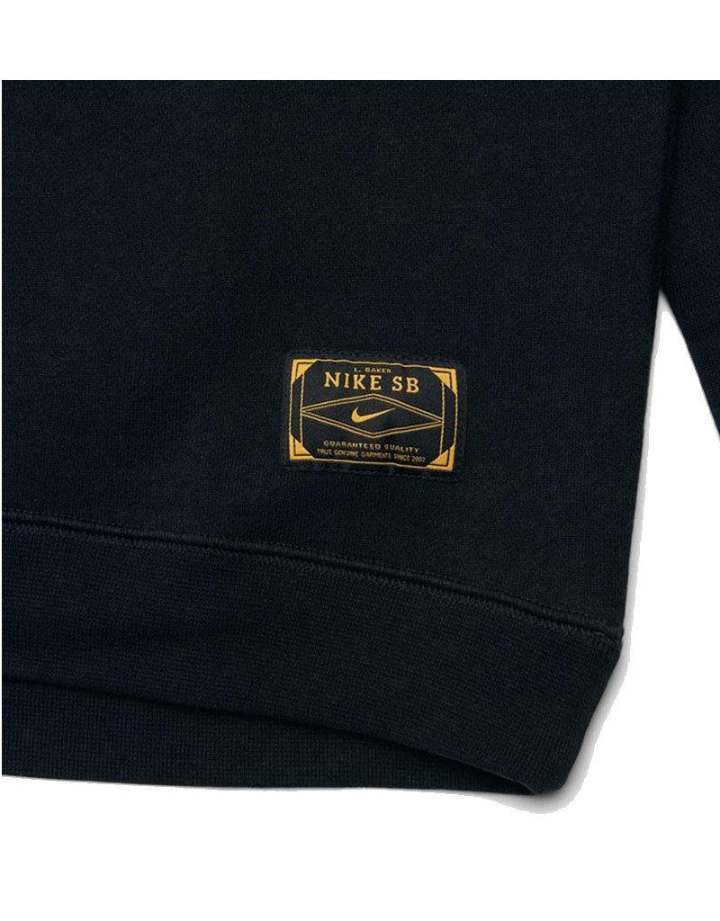 NIKE SB FLEECE ISO - BLACK